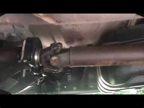 como cambiar soporte de baleros de transmision manual