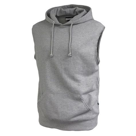 sleeveless hoodie design your own pennant sleeveless fleece hoodie sportsapparel4u com