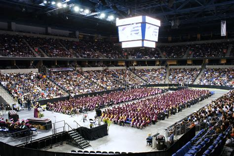 graduations commencements citizens business bank arena