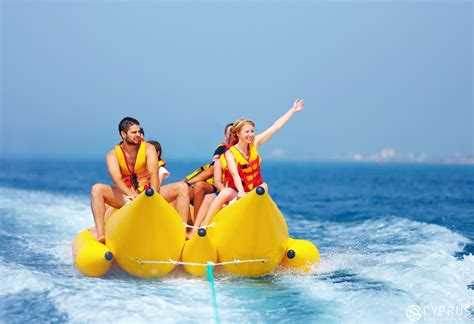catamaran hotel water sports beach activities and water sports in cyprus cyprus for