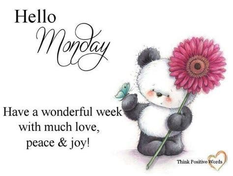 Hello Monday Images