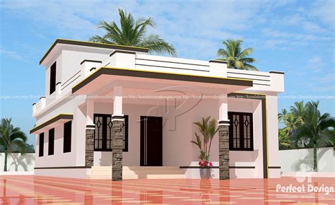 22 5 lakh cost estimated modern house kerala home design 13 5 lakhs cost estimated modern home kerala home design