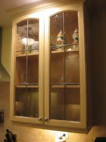 Glass Inserts For Kitchen Cabinets Kitchen Cabinets With Leaded Glass Inserts Flickr Photo