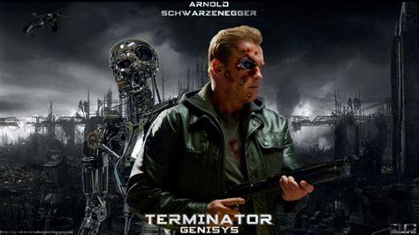 Arnold Terminator Wallpapers by Arnold Schwarzenegger New Terminator Genisys