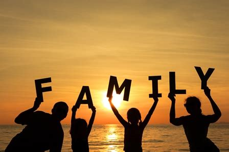 the meaning and symbolism of the word «family»