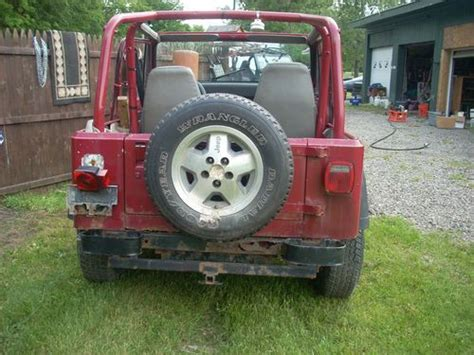 1990 Jeep Wrangler Parts Sell Used 1990 Jeep Wrangler Great Road Parts In