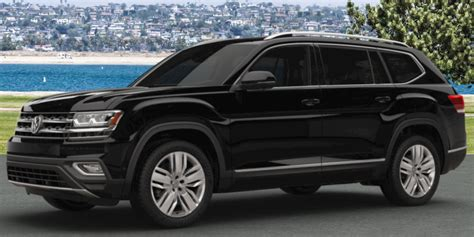 atlas volkswagen black what colors are available for the 2018 volkswagen atlas