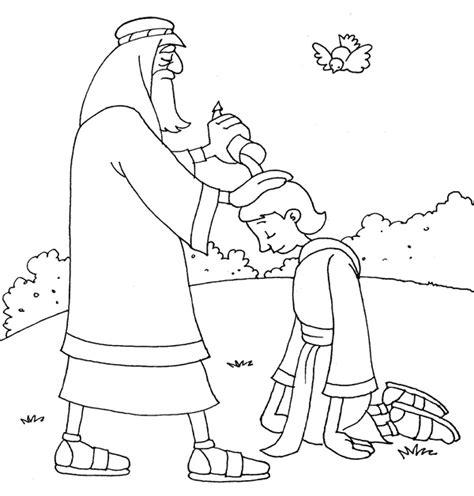 free bible coloring pages king josiah desenho b 237 blico para pintar samuel ungindo davi