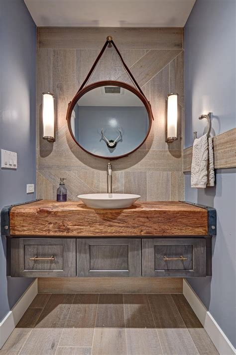 bathroom vanity countertops vessel sink wood bathroom countertops ideas creative bathroom decoration