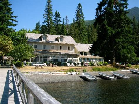 roosevelt cabins picture of lake crescent lodge olympic