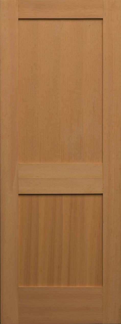 2 Panel Exterior Door Factory Direct Doors Product Details Exterior 2 Panel Stain Grade Fir Shaker