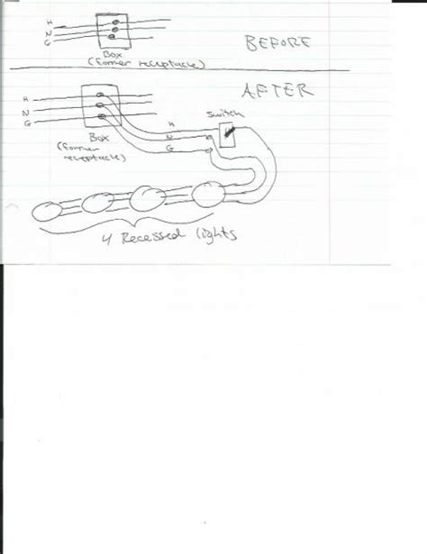 recessed lighting wiring diagram quotes recessed free