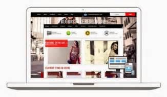 template toko online responsif 9 template blog toko online responsive terbaik contoh blog