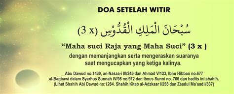 doa shalat tarawih ibnu abbas  salafy kendari