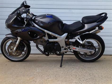 Suzuki 2001 Sv650 Buy 2001 Suzuki Sv650s Sportbike On 2040 Motos