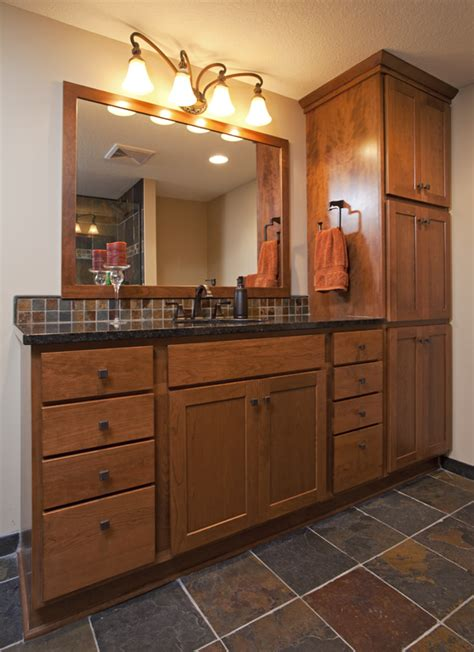 Countertop Cabinet Bathroom We Do Bathroom Vanity Cabinets Countertops The Cabinet