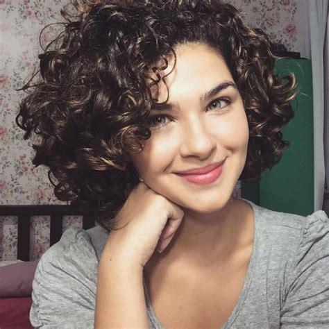 cabello rizado 1001 ideas de pelo corto rizado cortes y cuidado hair