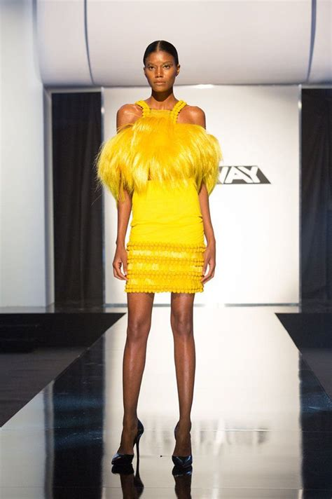 In Runway Looks Frillr Its The Frills That Count by Best 25 Project Runway Dresses Ideas On