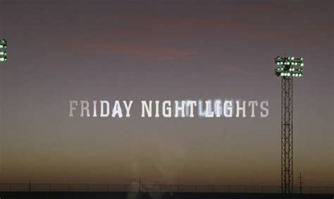 friday night lights sparknotes rewatch friday night lights 1 7 homecoming geekynews
