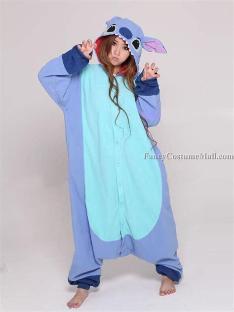 stitch costume stitch onesie kigurumi pajama fancy costume mall
