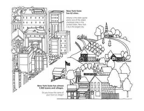 western landscape coloring page community coloring pages coloring page cartoon