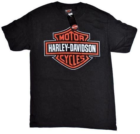 T Shirt Harley Davidson Logo Original harley t shirts