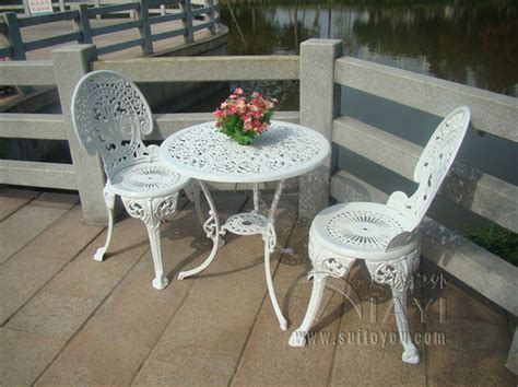 compare prices on metal garden table chair sets