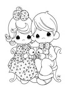 rboy precious moments colouring pages