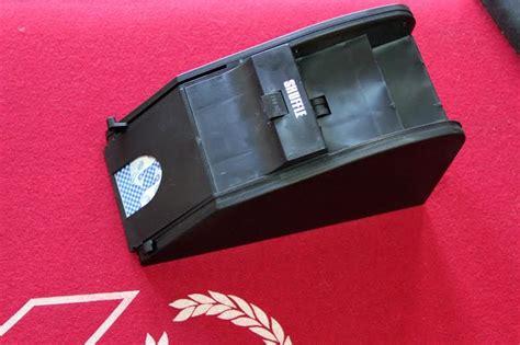 shoe casino cardshark 2 in 1 automatic card shuffler shoe