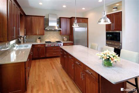 cherry cabinets with white granite beautiful kashmir white granite technique chicago