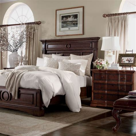 ethan allen bedroom warwick bed ethan allen us there s no place like home