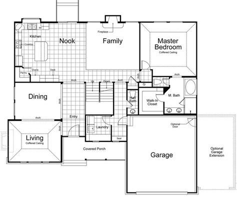 hton ivory homes floor plan level ivory homes