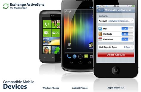 microsoft exchange mobile exchange activesync microsoft exchange activesync