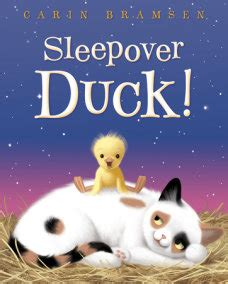 sleepover duck books snoozefest by berger penguinrandomhouse