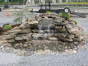 backyard waterfall kits home depot 187 backyard