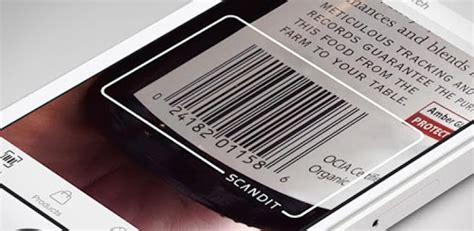 scandit barcode scanner demo apps  google play