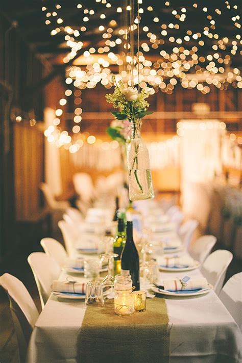 country wedding reception table ideas elisa and tim s australian country wedding polka dot