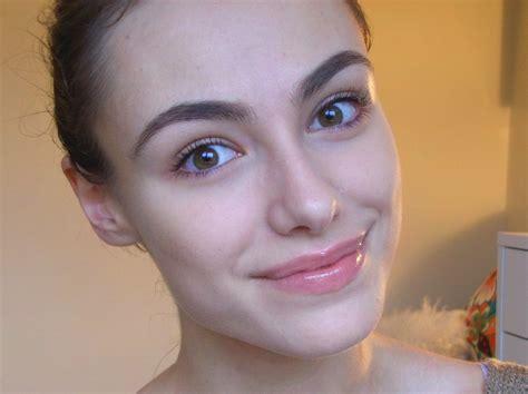 Lipstik Make No 4 no make up make up tutorial