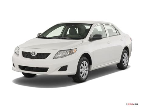 Toyota Copm 2009 Toyota Corolla Prices Reviews And Pictures U S