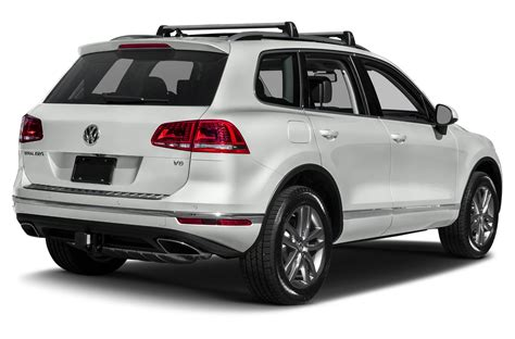 2016 Volkswagen Touareg Price Photos Reviews Features