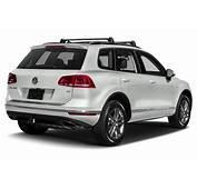New 2017 Volkswagen Touareg  Price Photos Reviews