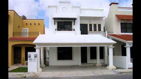 fachadas de casas peque as fachadas mexicanas ideas planos casas peque 241 as modernas