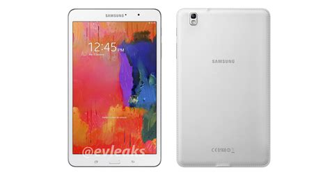 Tablet Samsung Pro 8 4 pic of samsung galaxy tab pro 8 4 leaks