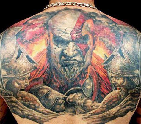 god of war 10 tatuagens inspiradas no game