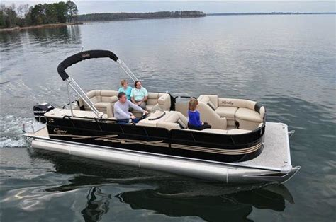 luxury boat rentals lake norman lake norman pontoon boat rental with bar picture of lake