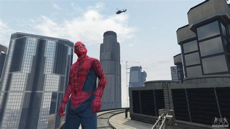 mod gta 5 spiderman spiderman for gta 5