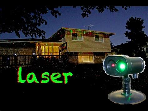 holigoo alien wireless control laser christmas lights
