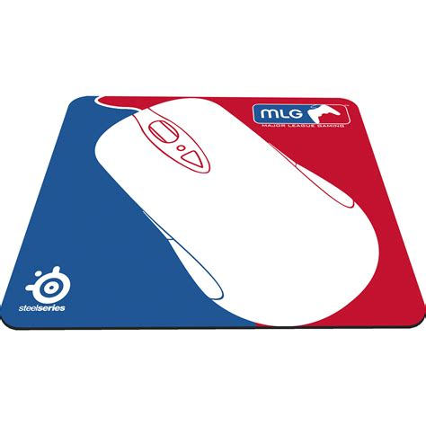 Mouse Steelseries Mlg steelseries qck major league gaming mouse pad blue 63323