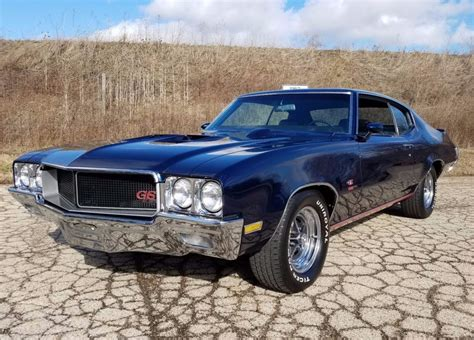 70 buick gs for sale gs style 1970 buick skylark 350 for sale on bat auctions