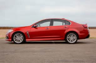 Chevrolet Chevy Ss Chevy Ss Ends Production After 2017 Model No Replacement